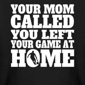 You Left Your Game At Home Funny Basketball - Kids' Long Sleeve T-Shirt