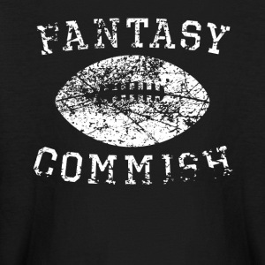 Vintage Fantasy Football Commish Distressed - Kids' Long Sleeve T-Shirt