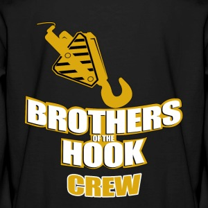Brother Hook Crew - Kids' Long Sleeve T-Shirt