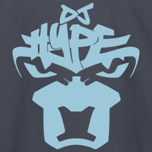 DJ hype - Kids' Long Sleeve T-Shirt