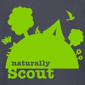 Naturally scout - Kids' Long Sleeve T-Shirt