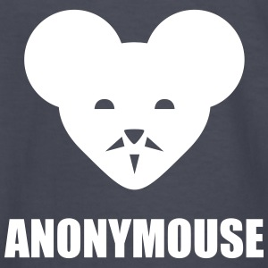 Anonymouse - Kids' Long Sleeve T-Shirt
