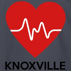 Heart Knoxville - Kids' Long Sleeve T-Shirt