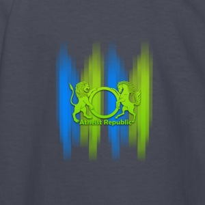 BlueGreenARLogo - Kids' Long Sleeve T-Shirt