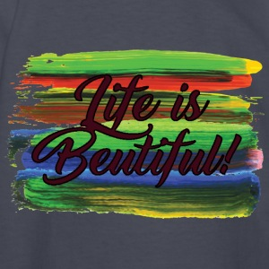 Life_Is_beautiful - Kids' Long Sleeve T-Shirt