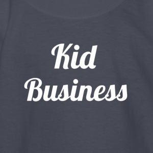 Kid Business - Kids' Long Sleeve T-Shirt