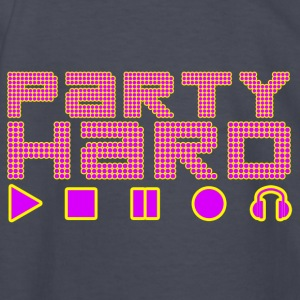 Party Hard - Kids' Long Sleeve T-Shirt