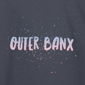 Outer Banx - Kids' Long Sleeve T-Shirt