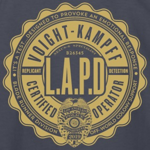 VOIGHT-KAMPFF - Kids' Long Sleeve T-Shirt