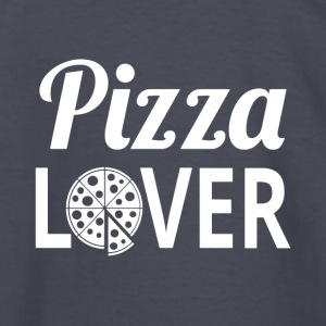 Pizza Lover - Kids' Long Sleeve T-Shirt