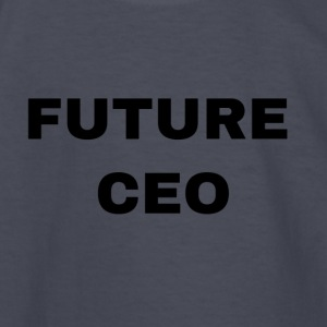 Future CEO - Kids' Long Sleeve T-Shirt