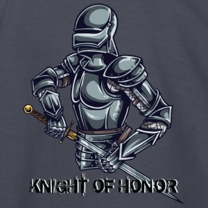 KNIGT OF HONOR 2 - Kids' Long Sleeve T-Shirt