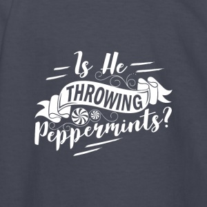 Throwing Peppermints? - Kids' Long Sleeve T-Shirt