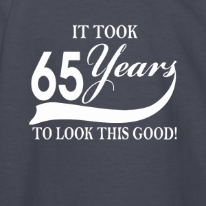It took 65 years to look this good - Kids' Long Sleeve T-Shirt