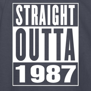 Straight Outa 1987 - Kids' Long Sleeve T-Shirt