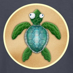 Sea Turtle - Kids' Long Sleeve T-Shirt