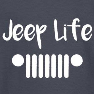Jeep Life Shirt - Kids' Long Sleeve T-Shirt