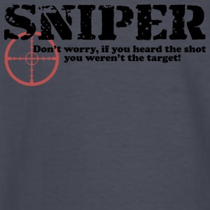 Sniper Hear - Kids' Long Sleeve T-Shirt