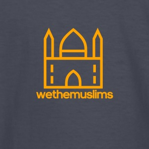 WeTheMuslims Official Merchandise - Kids' Long Sleeve T-Shirt