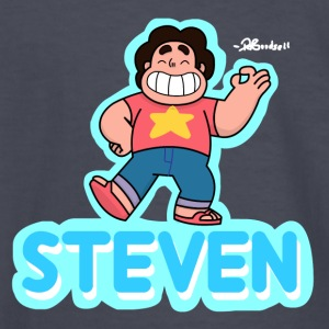 STEVEN - Kids' Long Sleeve T-Shirt