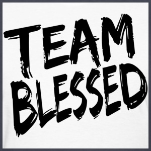 Team Blessed Tees - Kids' Long Sleeve T-Shirt