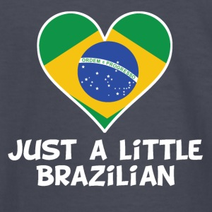 Just A Little Brazilian - Kids' Long Sleeve T-Shirt