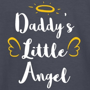 DADDYS LITTLE ANGEL - Kids' Long Sleeve T-Shirt