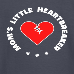 Mom's little heartbreaker - Kids' Long Sleeve T-Shirt