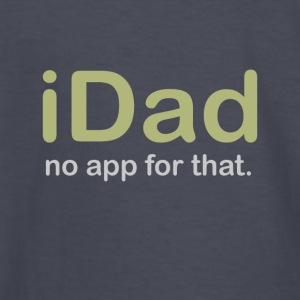 iDAD - Kids' Long Sleeve T-Shirt