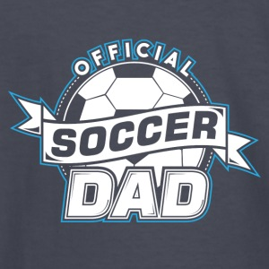 Soccer Dad! Daddy! Father! - Kids' Long Sleeve T-Shirt
