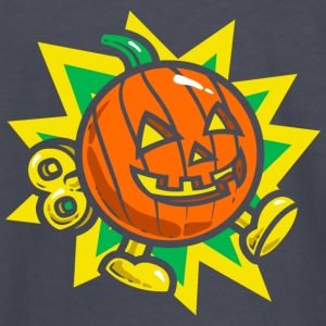 Pumpkin Bomb - Kids' Long Sleeve T-Shirt