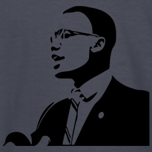 MALCOM X - Kids' Long Sleeve T-Shirt