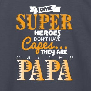 Super Papa T Shirt - Kids' Long Sleeve T-Shirt