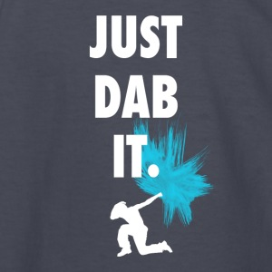 just dab it DAB panda dabbing football touchdown l - Kids' Long Sleeve T-Shirt