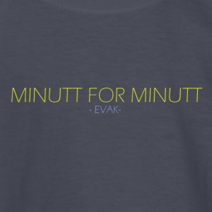 Minutt For Minutt (Skam) - Kids' Long Sleeve T-Shirt