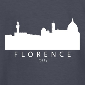 Florence Italy Skyline - Kids' Long Sleeve T-Shirt