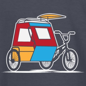 Philippines Padyak Tricycle - Kids' Long Sleeve T-Shirt