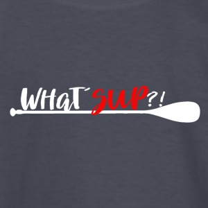 What´SUP?! - Kids' Long Sleeve T-Shirt