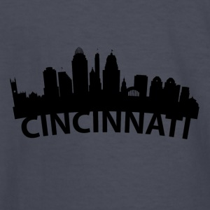 Arc Skyline Of Cincinnati OH - Kids' Long Sleeve T-Shirt
