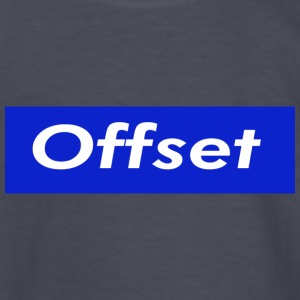 Offset - Kids' Long Sleeve T-Shirt