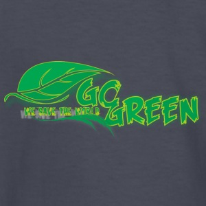 go green - Kids' Long Sleeve T-Shirt