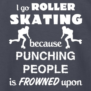 Roller Skating Love Gift- cool shirt, geek hoodie - Kids' Long Sleeve T-Shirt