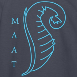 the feather of maat - Kids' Long Sleeve T-Shirt