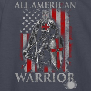 All American Warrior - Kids' Long Sleeve T-Shirt