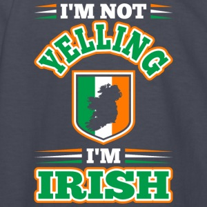 Im Not Yelling Im Irish - Kids' Long Sleeve T-Shirt