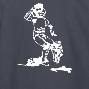 Ewok and Storm Trooper Bar Fight - Kids' Long Sleeve T-Shirt