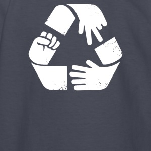 Rock Paper Scissors Cycle - Kids' Long Sleeve T-Shirt