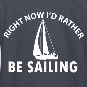 sailing designs - Kids' Long Sleeve T-Shirt