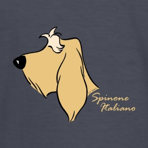 Spinone Italiano Silhouette - Kids' Long Sleeve T-Shirt