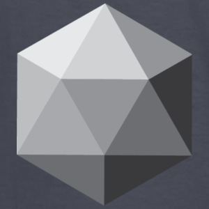 low_poly - Kids' Long Sleeve T-Shirt